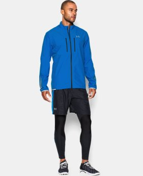 Men's UA Storm Waterproof Run Jacket