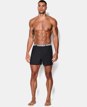 Men's UA Original Series Boxer Shorts  1 Color $20
