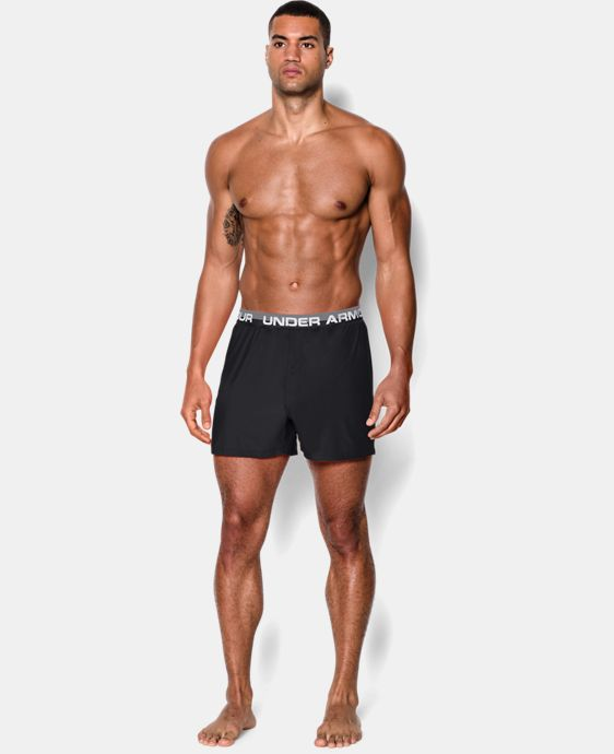 "Men's UA Original Series 6"" Boxer Shorts LIMITED TIME: FREE SHIPPING 2 Colors $13.49 to $17.99"