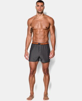 "Men's UA Original Series 6"" Boxer Shorts  1 Color $17.99"