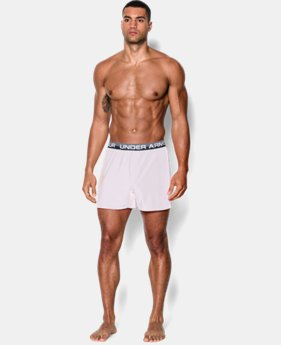 "Men's UA Original Series 6"" Boxer Shorts  1 Color $15.99"