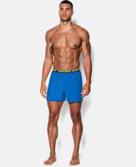 Men's UA Original Series Boxer Shorts  2 Colors $14.99 to $15.99
