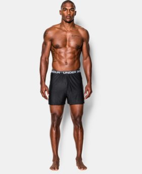 "Men's UA Original Series Printed 6"" Boxer Shorts LIMITED TIME: FREE SHIPPING 1 Color $17.24"