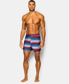 Men's UA Original Series Printed Boxer Shorts  2 Colors $18.99