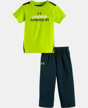 Boys' Infant UA Elevate 2-Piece Set