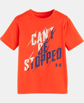 Boys' Infant UA Can't Be Stopped T-Shirt