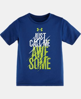 Boys' Infant UA Awesome T-Shirt