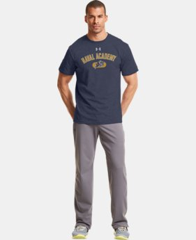Men's Navy Under Armour® Legacy T-Shirt  1 Color $22.99