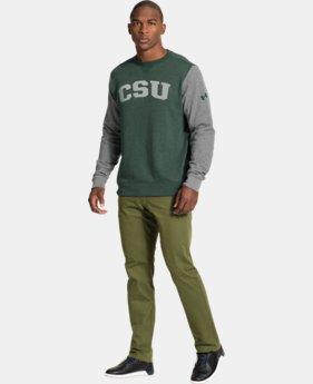 Men's Colorado State Under Armour® Legacy Varsity Crew