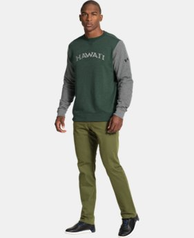 Men's Hawai'i Under Armour® Legacy Varsity Crew