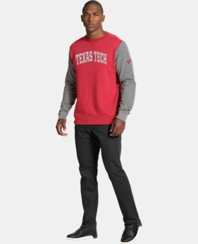 Men's Texas Tech Under Armour® Legacy Varsity Crew