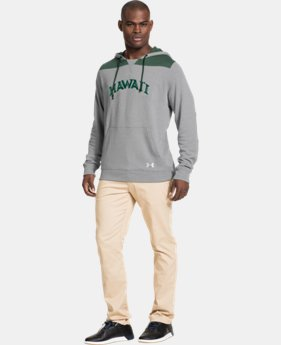 Men's Hawai'i Under Armour® Legacy Varsity Hoodie