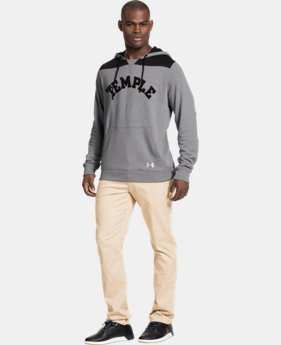 Men's Temple Under Armour® Legacy Varsity Hoodie