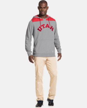 Men's Utah Under Armour® Legacy Varsity Hoodie