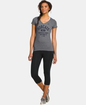 Women's Under Armour® Legacy Montana Charged Cotton Tri-Blend V-Neck  1 Color $22.99