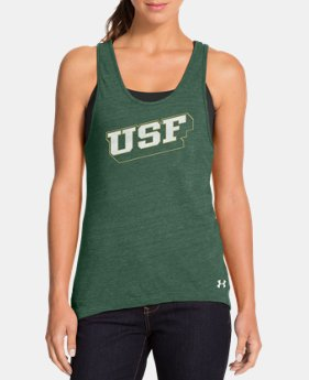Women's Under Armour® Legacy South Florida Charged Cotton Tri-Blend Tank
