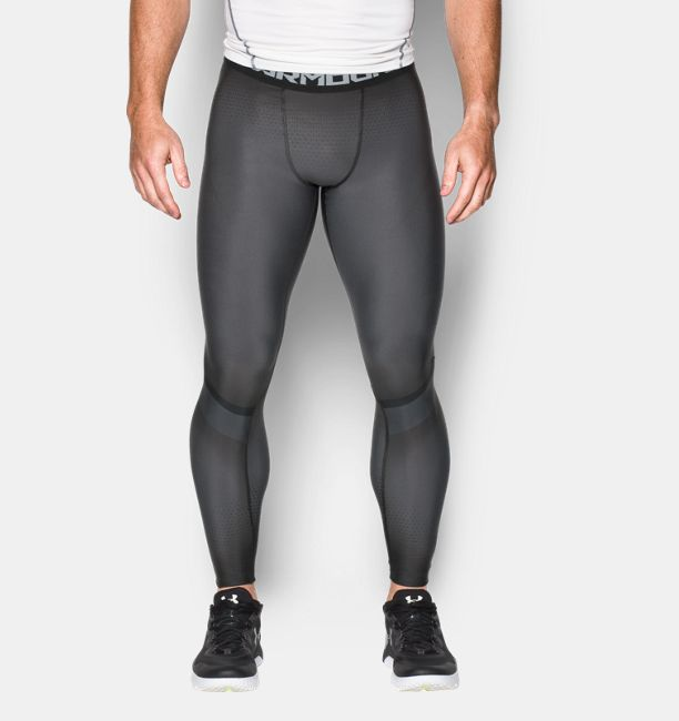 Under Armour  HeatGear Armour Printed Compresion Legging  Men's 69446
