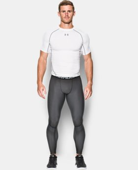 Men's UA Charged Compression Leggings  1  Color Available $144.99