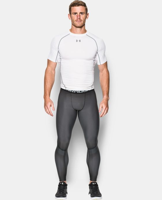 Men's UA Charged Compression Leggings LIMITED TIME: FREE U.S. SHIPPING 1 Color $124.99