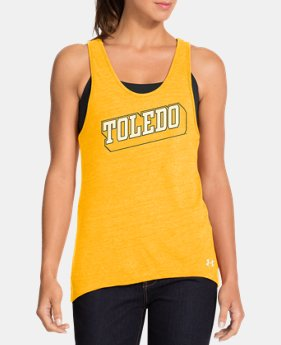 Women's Under Armour® Legacy Toledo Charged Cotton Tri-Blend Tank