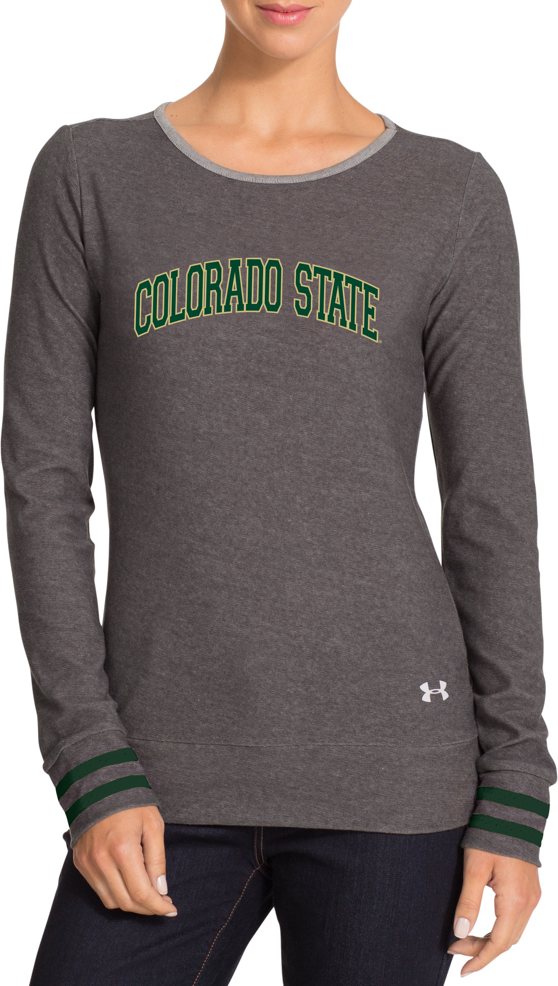 Women's Under Armour® Legacy Colorado Jersey, Forest Green