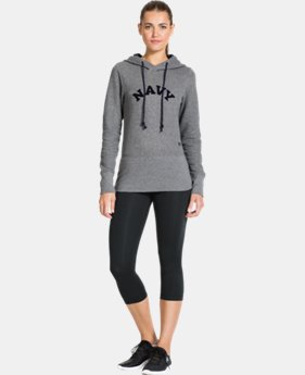 Women's Under Armour® Legacy Navy Hoodie