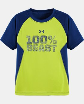 Boys' Infant UA 100% Beast T-Shirt