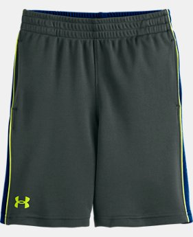 Boys' Infant UA Blocked Zinger Shorts
