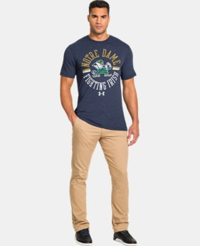 Men's Notre Dame Under Armour® Legacy T-Shirt LIMITED TIME: FREE U.S. SHIPPING 1 Color $22.99