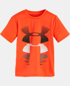 Boys' Toddler UA Rising Logo T-Shirt