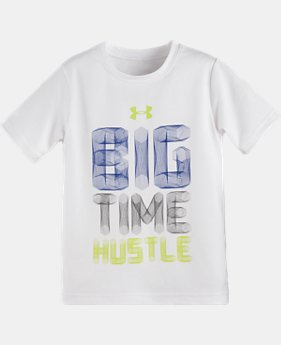 Boys' Toddler UA Big Time Hustle T-Shirt
