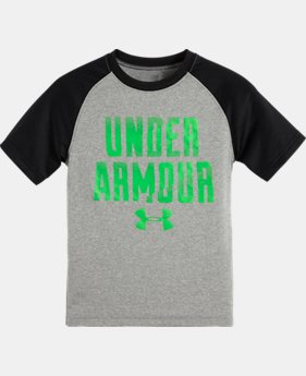 Boys' Toddler UA Baseball Tee