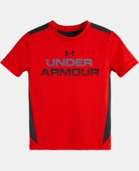 Boys' Toddler UA Elevated Armour T-Shirt