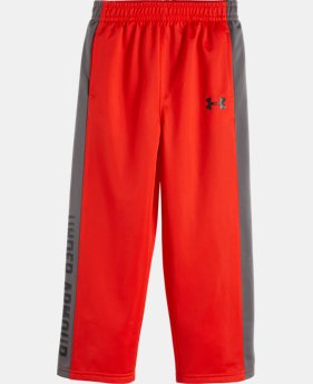 Boys' Toddler UA Brawler Tricot Pants