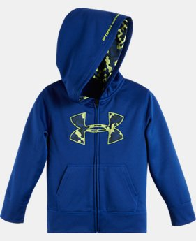Boys' Toddler UA Cloud Camo Hoodie