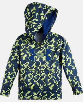 Boys' Toddler UA Cloud Camo Printed Hoodie