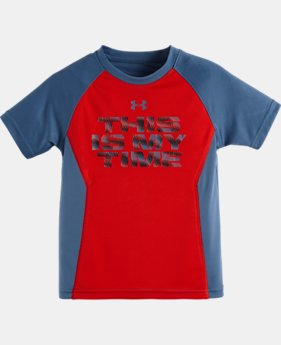 Boys' Pre-School UA My Time T-Shirt
