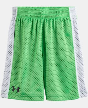 Boys' Pre-School UA Dominate Shorts