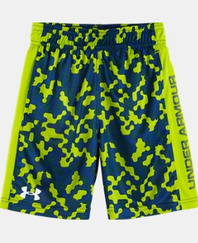 Boys' Pre-School UA Eliminator Printed Shorts