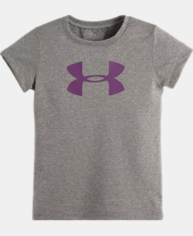 Girls' Pre-School UA Big Logo T-Shirt