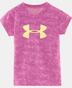 Girls' Toddler UA Hydro Big Logo T-Shirt