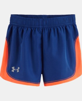 Girls' Pre-School UA Stunner Short