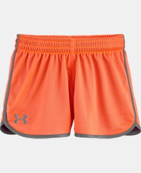 Girls' Pre-School UA Essential Short