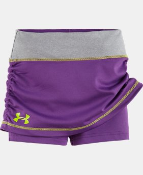 Girls' Toddler UA Court Skooter Skort