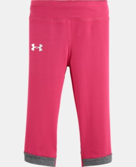 Girls' Toddler UA Warrior Capri