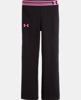 Girls' Toddler UA Alpha Yoga Pant
