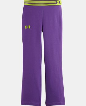 Girls' Infant UA Alpha Yoga Pant