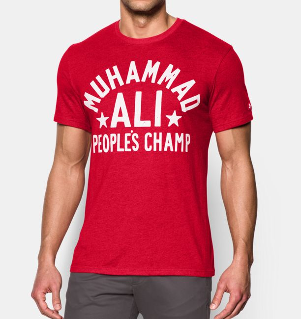 men s roots of fight muhammad ali people s champ t shirt. Black Bedroom Furniture Sets. Home Design Ideas