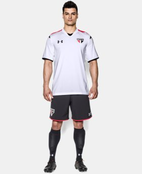 Men's Sao Paulo 15/16 Training Shirt   $37.99