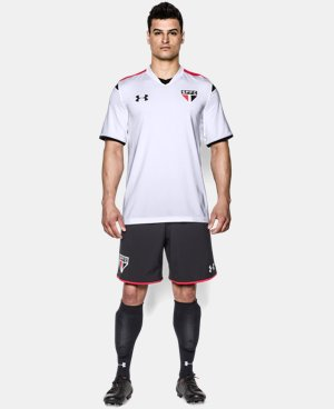 Men's Sao Paulo 15/16 Training Shirt LIMITED TIME: FREE U.S. SHIPPING 1 Color $37.99